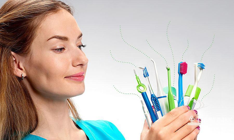 польза зубной нити