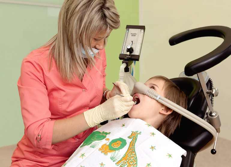 Седация в стоматологии что это