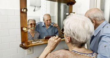 Проблемы зубов пожилых людей