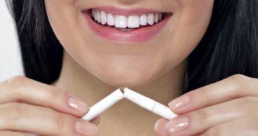 Курение может лишить человека зубов
